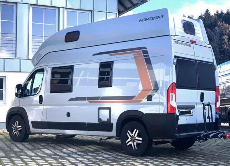 Camping Aberer - Weinsberg Carabus MQH 600
