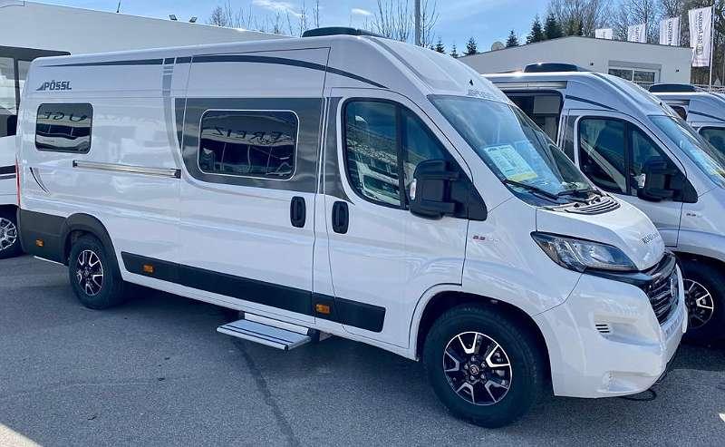 Camping Aberer - Pössl Roadcruiser Evolution